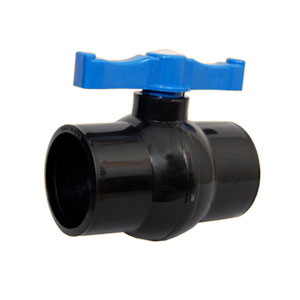Solid Ball Valve