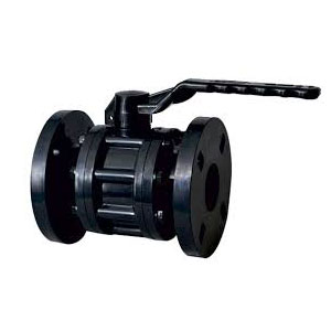 Flange End Ball Valve